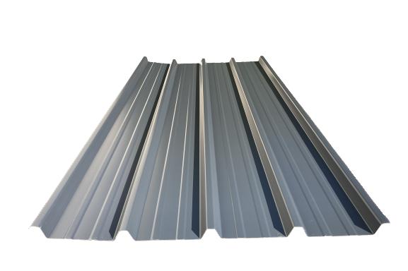 Bac acier 7016 gris L.2,10 x l.1 m