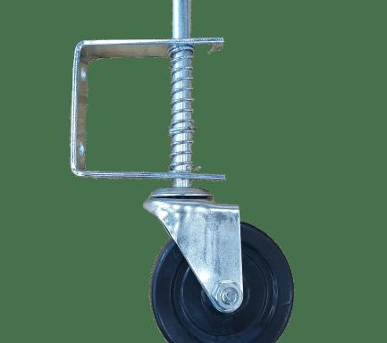 Roulette à suspension pour portail